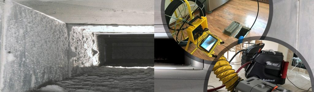 Air Duct Repair Mesquite TX